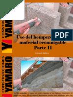 Armando Iachini - Uso Del Hempcrete Como Material Ecoamigable, Parte II