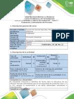Guía de actividades y Rúbrica de Evaluación - Fase 5 - Evaluación y Articulación de Procesos.docx