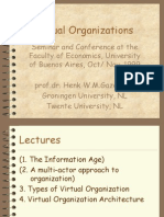 Virtual Organization 3