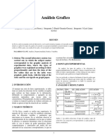 Informe de laboratorio 2 de física mecánica UPB