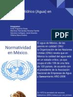 Recurso Hídrico en México