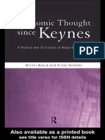 2. EconThoughtSince Keynes_A Hist_and_Dict of Major Economists_M Beaud_1997_511pp
