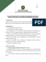 Plano de Participação do Exército Brasileiro em apoio às Polícias Militares e aos Corpos de Bombeiros Militares