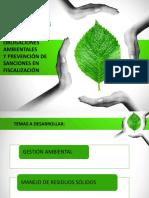 Obligaciones Ambientales y Prevención de Sanciones en Fiscalización (2)