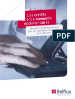 Credit Documentaire