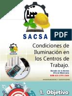 1 NOM 025 STPS Condiciones de Iluminacion_SACSA