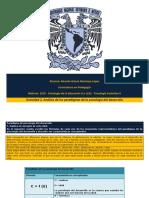 Actividad 2. Análisis de Los Paradigmas de La Psicología Del Desarrollo