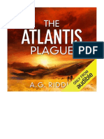 [2014] The Atlantis Plague by A. G. Riddle |  The Origin Mystery, Book 2 | Audible Studios