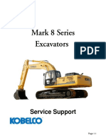 Kobelco 8 Series Shop Manual Sk350