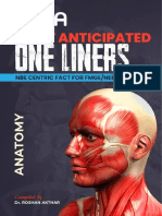 Anatomy Dec 2019 - One Liners