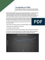 Corrupción en Chile
