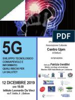 5G sviluppo tecnologico consapevole e informato
