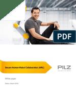 Whitepaper Human-robot-collaboration Pilz En