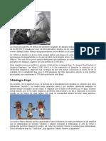 Hopi - Apuntes - Mitos - Ceremonias