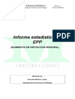 Estadisticas de EPP .doc