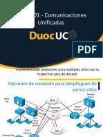 Implementando Conexiones Para Multiples Sitios Con Su Respectivo Plan de Discado