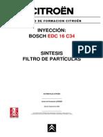 EDC16-Sint. FAP Citroen