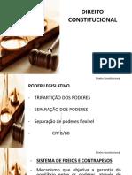 Aula Direito Constitucional