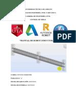 Manual de Robot Estructural