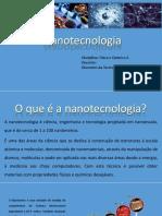 Nanotecnologia Trabalho