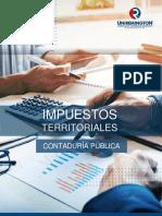 Impuestos Territoriales 2019