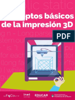 Conceptos Basicos Impresion 3D