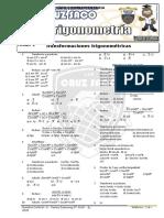Trigonometria - 5to Año - IV Bimestre - 2014