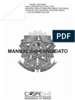 Manual Do Concurso Tse v2