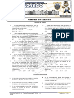 Razonamiento Matematico - 2° Año - II Bimestre - 2014