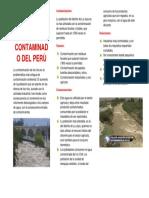 El Río Chili de Arequipa Es El Más Contaminado Del Perú