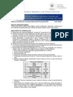 Requisitos y precios de servicios en las oficinas de Mantenimiento Catastral