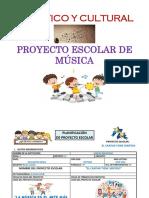 Proyecto Musica 2019