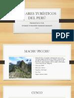 Lufares Turistico Del Peru