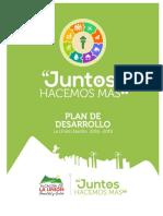Plan Municipal de Desarrollo Suarez Cauca 2016-2019