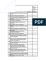 Lista de Chequeo Proveedores 2