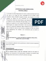 Pleno Jurisdiccional Nacional Familia 2017