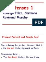 Verb Tenses 1