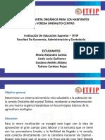 Proyecto Huerta Ambiental
