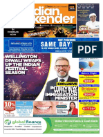 The Indian Weekender 29 November 2019 (Volume 11 Issue 37)
