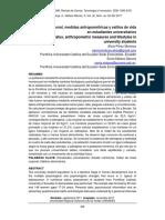 ESTADO NUTRICIONAL Y CONSUMO DE ALIMENTOS DE ESTUDIANTES UNIVERSITARIOS ADMITIDOS A LA CARRERA DE MEDICINA.