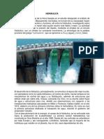Trabajo de Historia Hidraulica (Proceso)