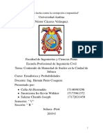Esquema Del Proyecto e Informe de Investigación