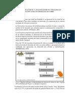 Estudios Mineralógicos y Análisis Químicos Utilizados en Lixiviación Ácida en Minerales de Cobre