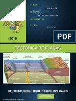 Tectonia y Yacimientos
