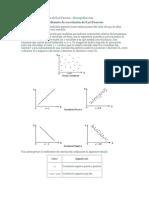 Coeficiente de Correlación de Karl Pearson