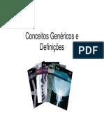 03 - ITIL Foundation - Conceitos Genéricos e Definiçoes