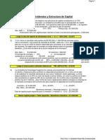 Ejercicios Dividendos y Estructura de Capital (1)