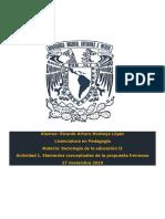 Actividad 1. Elementos Conceptuales de La Propuesta Freireana
