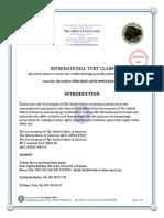 International tort claim