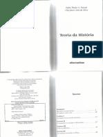 FUNARI, Pedro Paulo; GLAYDSON, José Da Silva. Teoria Da História